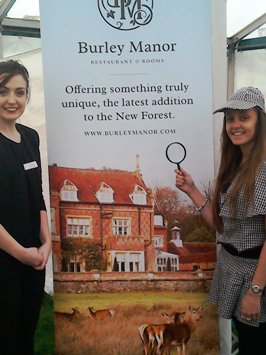 New Forest Business Exhibition Private Investigator